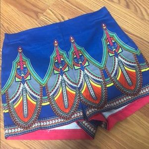 Pants - High Waisted Boutique Shorts